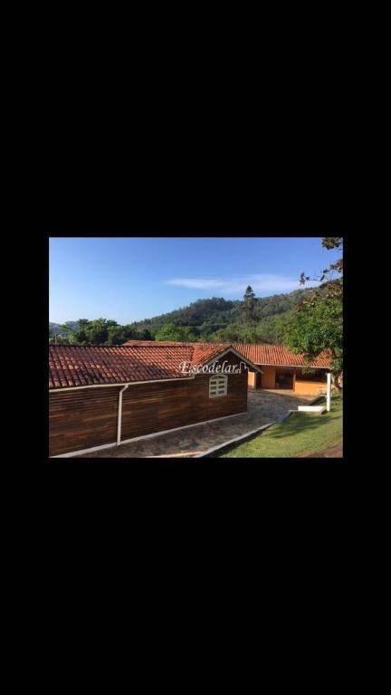 Chácara à venda, 4000 m² por R$ 450.000,00 - Atibaia - Atibaia/SP