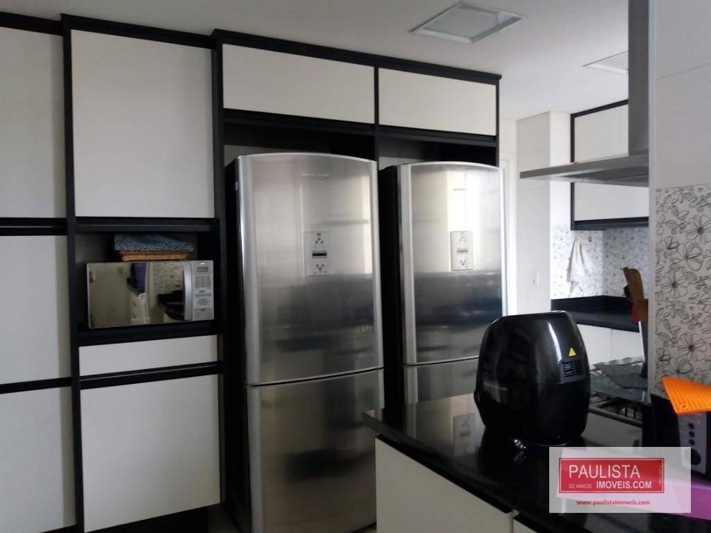 Apartamento com 3 dormitórios à venda, 140 m² por R$ 1.166.000 - Interlagos - São Paulo/SP