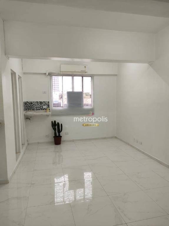 Sala, 36 m² - venda por R$ 190.000,00 ou aluguel por R$ 1.070,00/mês - Centro - São Caetano do Sul/SP