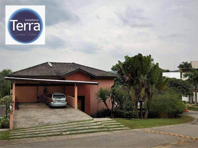 Casa residencial à venda, Golf Village, Granja Viana.