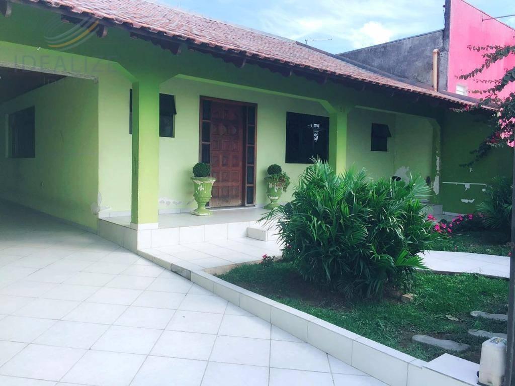 Casa residencial à venda, Cidade Jardim, São José dos Pinhai
