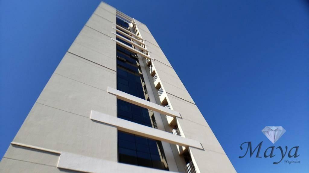 Apartamento 2 Suítes, 64 m² c/ armários na 308 Sul - Res. Astúrias