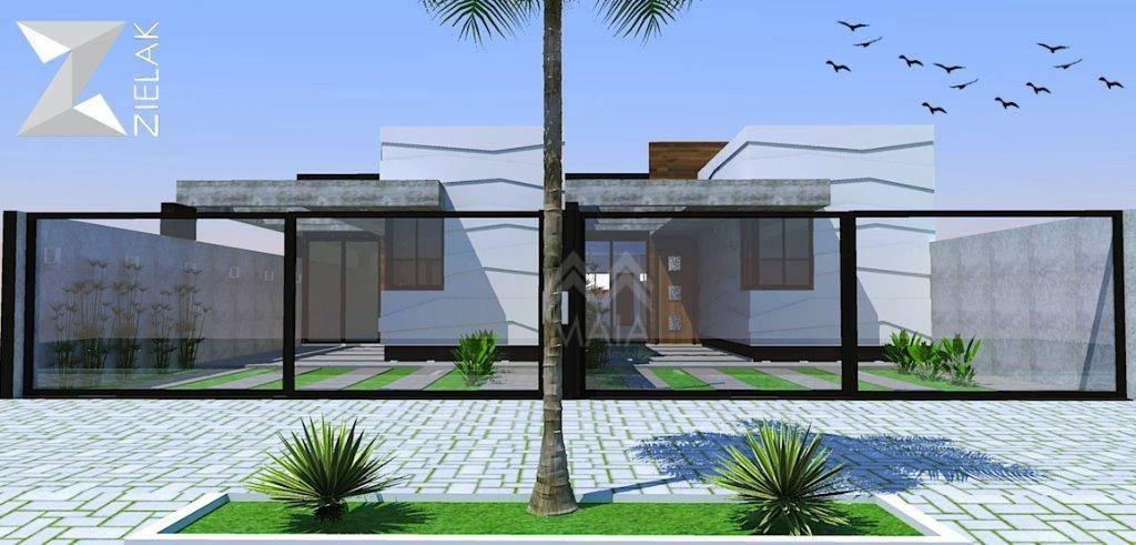Casa residencial à venda, Guaratuba.