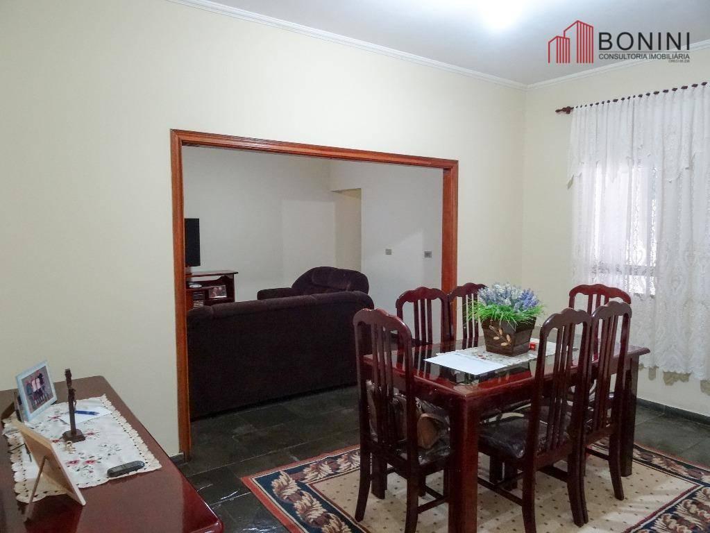 Casa 3 Dorm, Jardim Cândido Bertini, Santa Barbara D'Oeste (CA0226) - Foto 3
