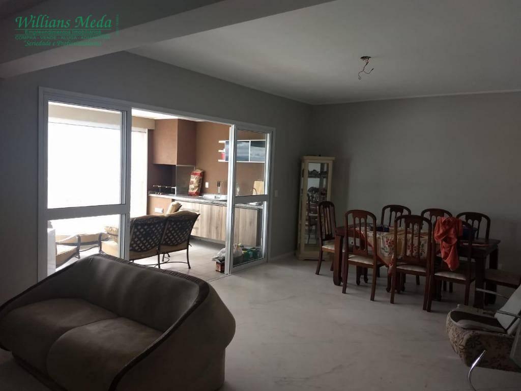 Apartamento com 3 dormitórios à venda, 122 m² por R$ 640.000 - Jardim das Indústrias - São José dos Campos/SP