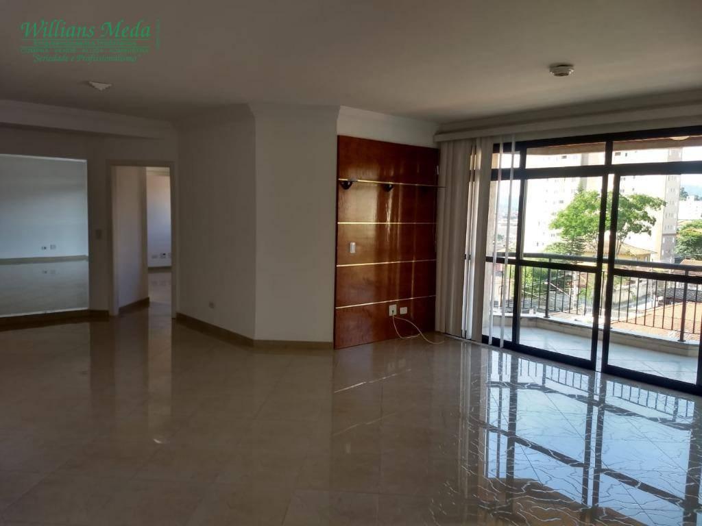 Apartamento com 4 dormitórios à venda, 150 m² por R$ 980.000 - Vila Rosália - Guarulhos/SP
