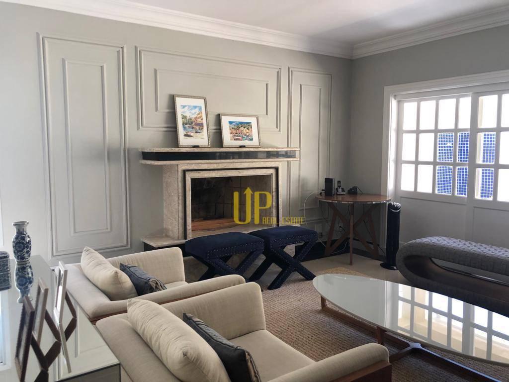 Casa para alugar, 350 m² por R$ /mês - Residencial Três (Alphaville) - Santana de Parnaíba/SP