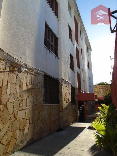Apartamento de 2 dormitórios à venda em Centro, Fortaleza - CE