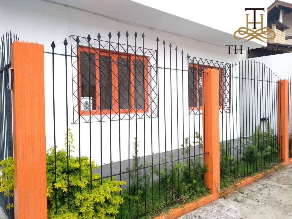 EXCELENTE CASA RESIDENCIAL OU COMERCIAL PARA LOCAÇÃO ANUAL NO CENTRO EM BALNEÁRIO CAMBORIÚ!!! R$ 1.700,00