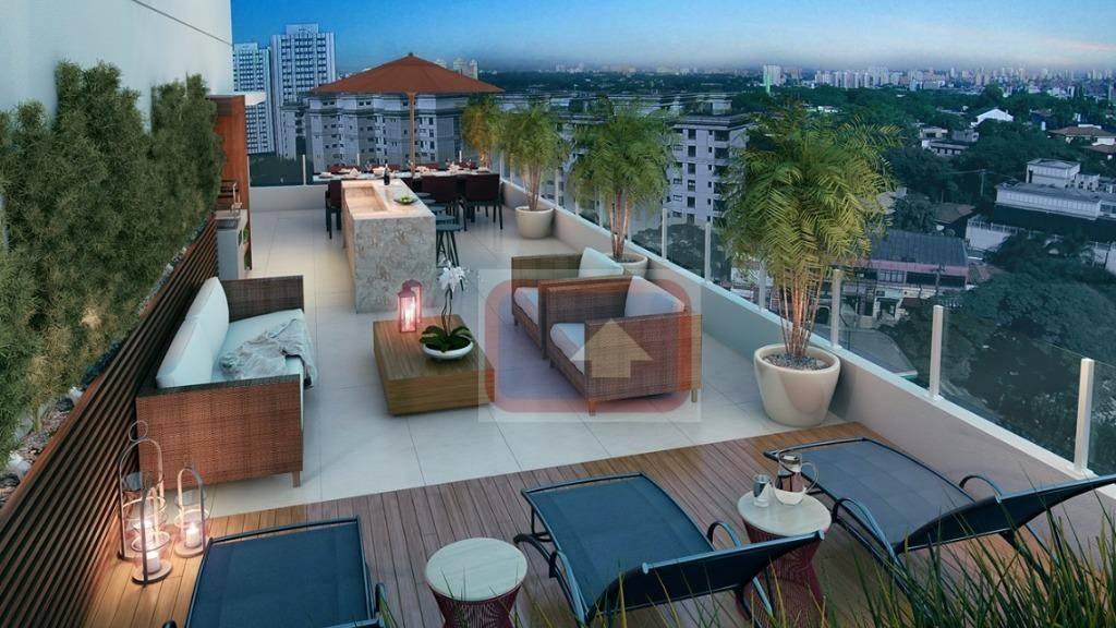 Apartamento de 2 dormitórios à venda em Alto De Pinheiros, São Paulo - SP
