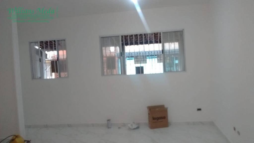 Sobrado com 3 dormitórios à venda, 155 m² por R$ 480.000 - Macedo - Guarulhos/SP