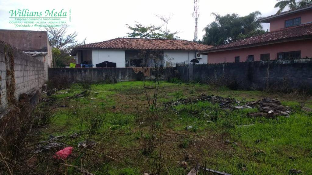Terreno residencial à venda, Massaguaçu, Caraguatatuba.