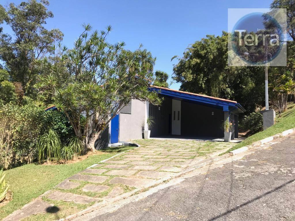 Casa com 3 dormitórios à venda, 243 m²  - Petit Village - Granja Viana