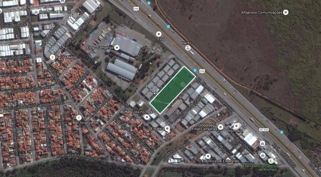Terreno, Parque Via Norte, Campinas (TE0568) - Foto 3