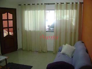Sobrado Residencial à venda, Parque Capuava, Santo André - SO0348.