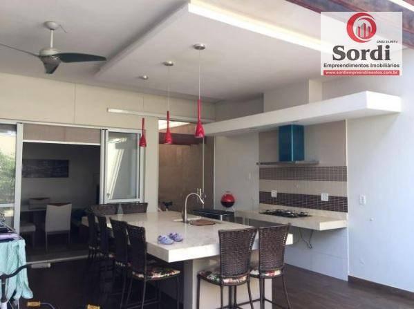 Sobrado com 3 dormitórios à venda, 223 m² por R$ 800.000 - Jardim Botânico - Ribeirão Preto/SP