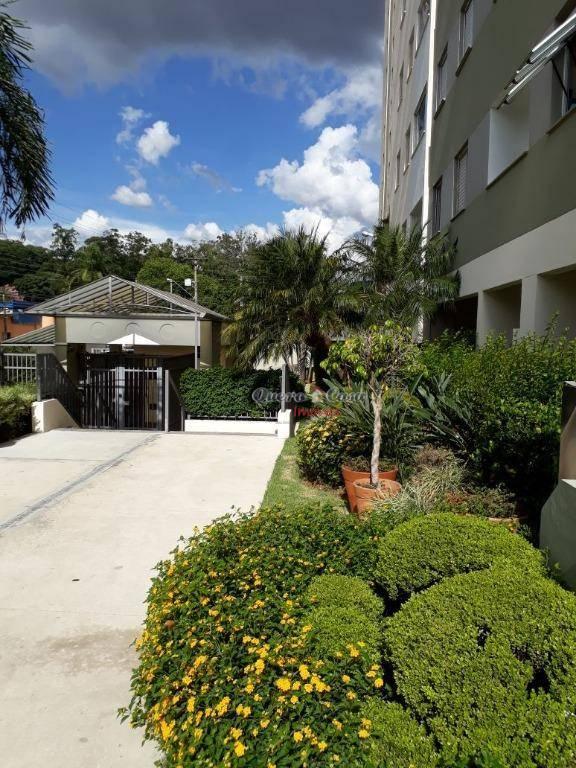 Apartamento residencial à venda, Parque Itália, Campinas.