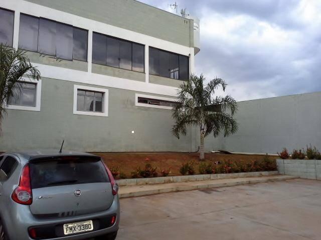 Galpão, Jardim Fortaleza, Paulinia (GA0003) - Foto 2