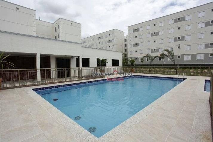 Apartamento residencial à venda, Jardim Ansalca, Guarulhos.