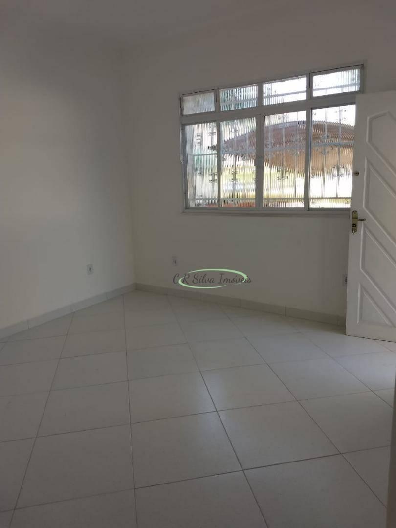 Casa para alugar, 100 m² por R$ 2.500,00/mês - Macuco - Santos/SP