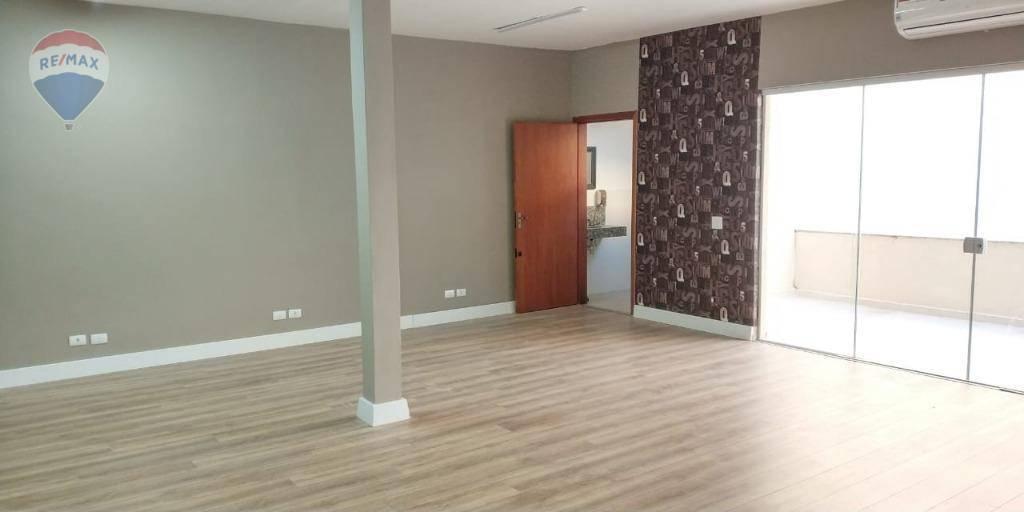 Sala para alugar, 56 m² por R$ 1.600/mês - Jardim Paulista - Atibaia/SP