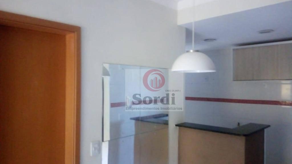 Apartamento com 3 dormitórios à venda, 75 m² por R$ 319.000 - Bonfim Paulista - Ribeirão Preto/SP