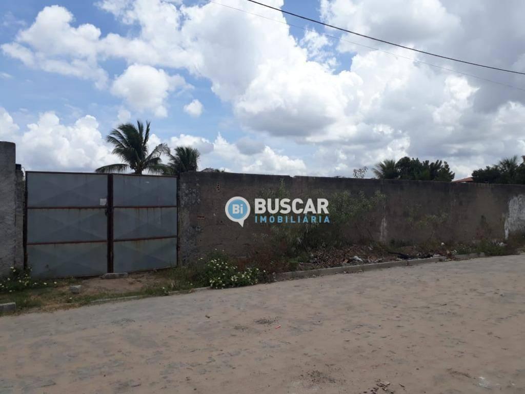 Terreno à venda, 300 m² por R$ 45.000 - Papagaio - Feira de Santana/BA