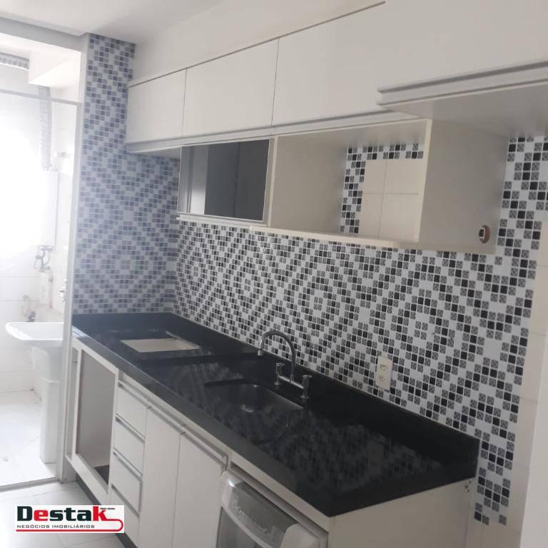 Excelente Apartamento Reformado  - Baeta Neves - São Bernardo do Campo/SP