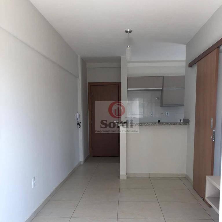 Apartamento à venda, 43 m² por R$ 220.000,00 - Nova Aliança - Ribeirão Preto/SP