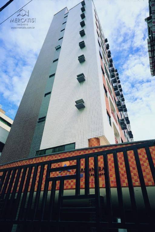 Apartamento à venda | Edifício Alessandra | Bairro Meireles | Fortaleza (CE) -