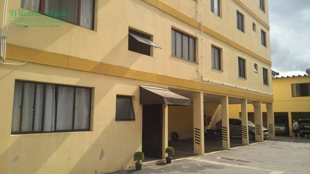 Apartamento residencial para locação, Picanco, Guarulhos.