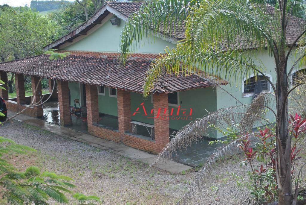 Chácara com 3 dormitórios à venda, 25000 m² por R$ 480.000 - dos Farias - Socorro/SP