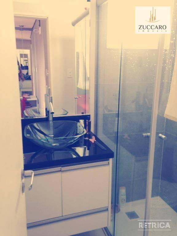Apartamento de 2 dormitórios à venda em Jardim Zaira, Guarulhos - SP