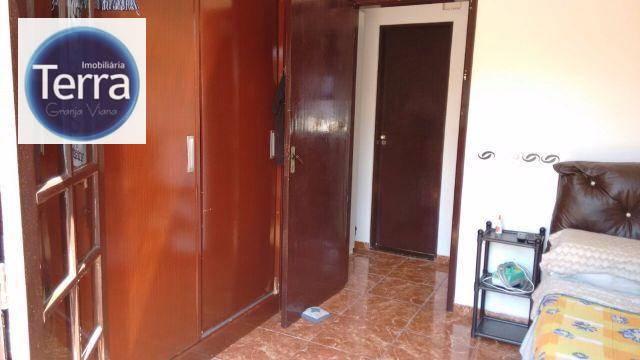 Casa residencial à venda, Recanto das Rosas, Granja Viana.