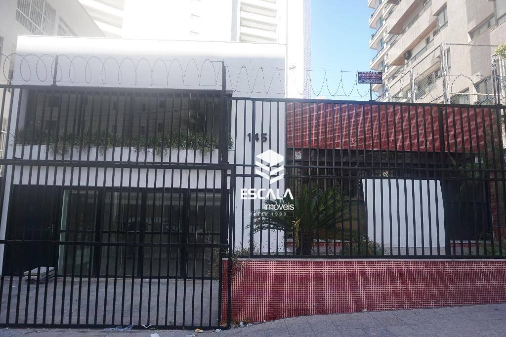 Casa para alugar, 374 m² por R$ 6.800/mês - Meireles - Fortaleza/CE