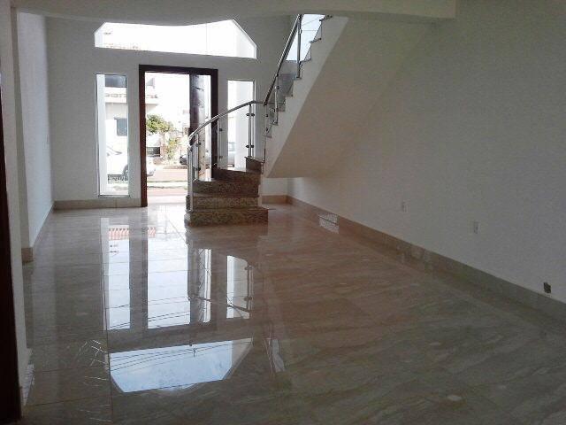 Casa 3 Dorm, Condomínio Reserva Real, Paulinia (CA1437)