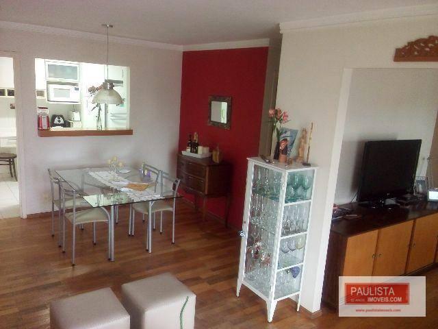 Apartamento com 3 dormitórios à venda, 87 m² por R$ 678.400 - Alto da Boa Vista - São Paulo/SP