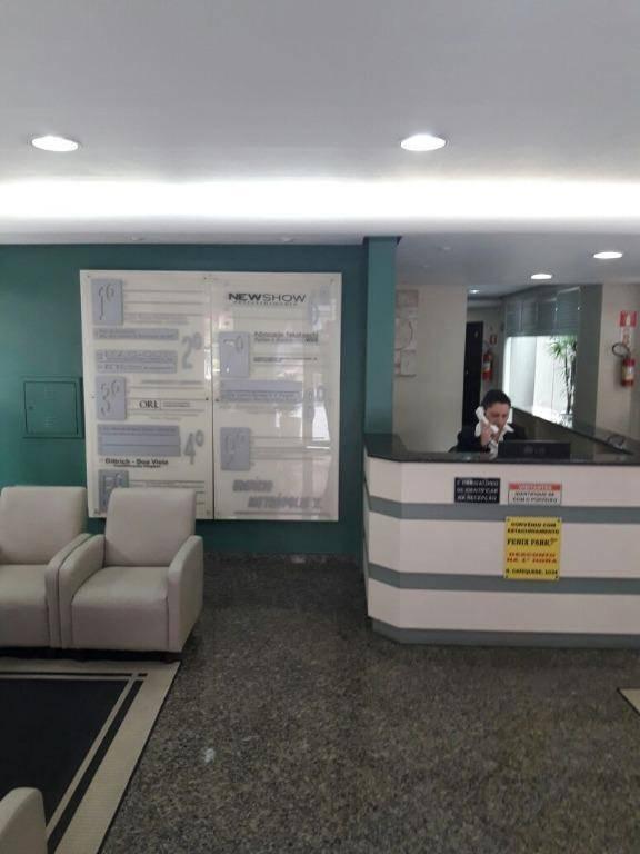 Sala comercial à venda, Vila Guiomar, Santo André.
