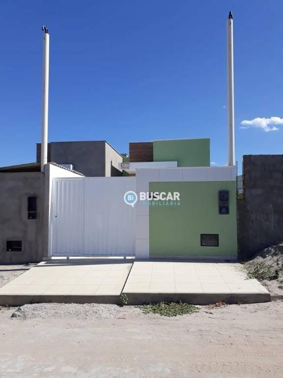 Casa com 2 dormitórios à venda, 67 m² por R$ 145.000 - Mangabeira - Feira de Santana/BA