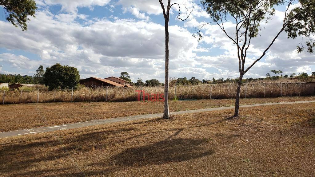 smpw quadra 29 conjunto 02 - park way - brasília - dfterreno fração de 2.500,00 m².condomínio...