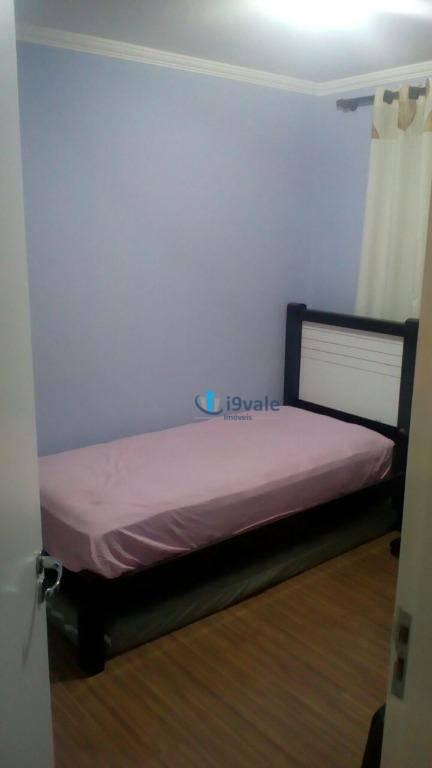 Apartamento de 2 dormitórios à venda em Monte Castelo, São José Dos Campos - SP