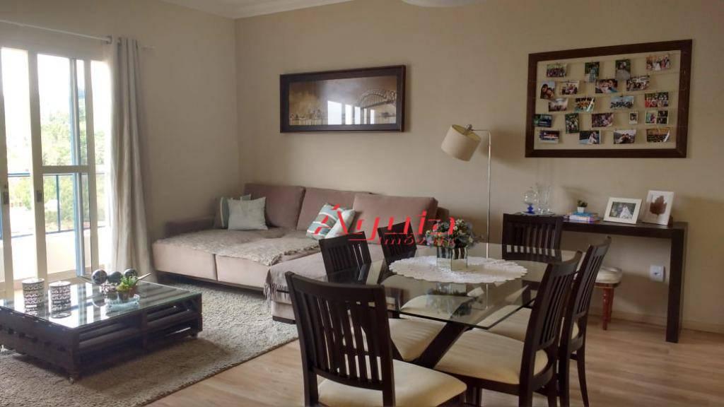 Apartamento com 2 dormitórios à venda, 96 m² por R$ 299.000 - Centro - Serra Negra/SP