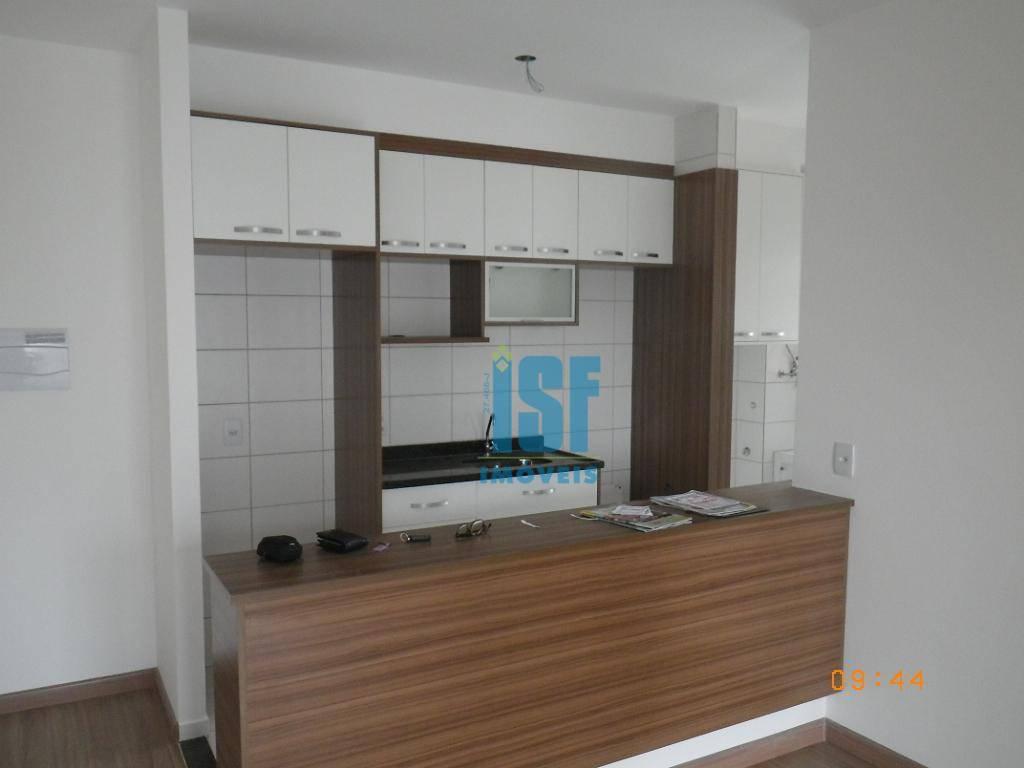 Apartamento com 2 dormitórios para alugar, 57 m² - Umuarama - Osasco/SP - - AP20687