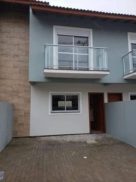 Sobrado com 2 dormitórios para alugar, 77 m² por R$ 1.200/ano - Ingleses - Florianópolis/SC