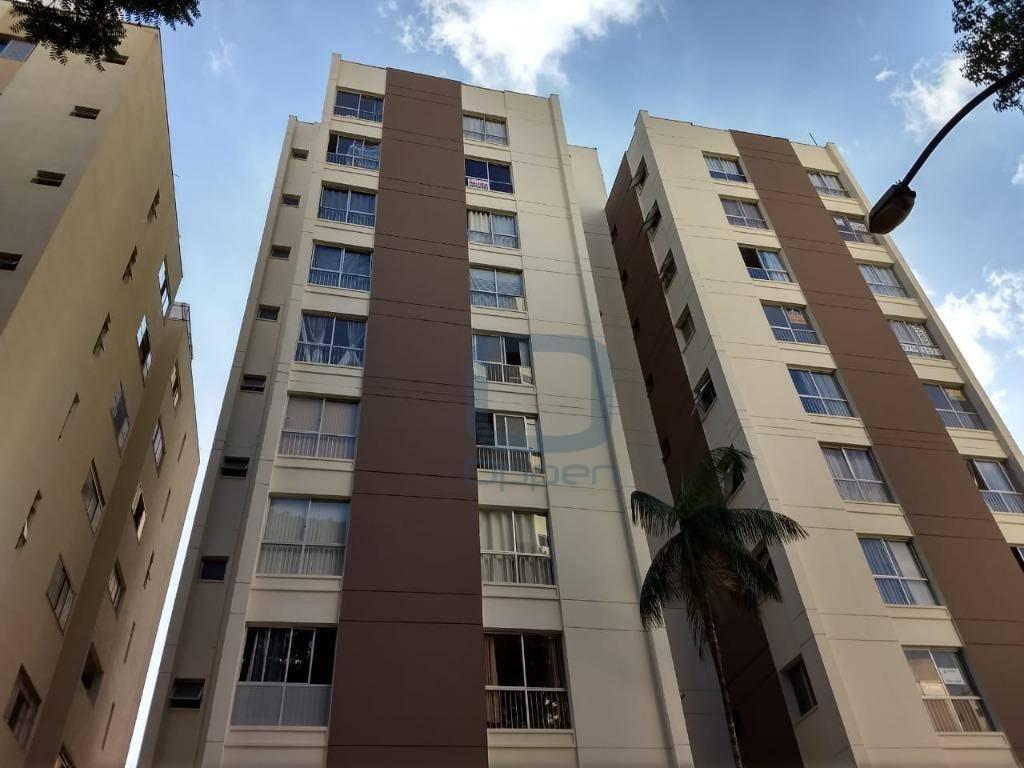 Kitnet com 1 dormitório para alugar ou venda, 40 m² - Centro - Campinas/SP