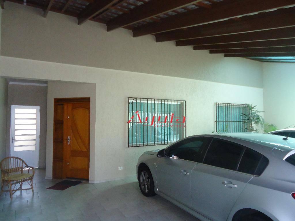 Casa residencial à venda, Parque das Nações, Santo André.