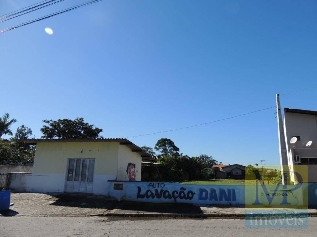 Terreno à venda, 1333 m² por R$ 1.000.000,00 - Centro - Penha/SC