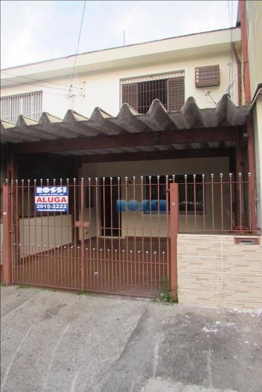 Sobrado residencial para locação, Mooca, São Paulo - SO0916.
