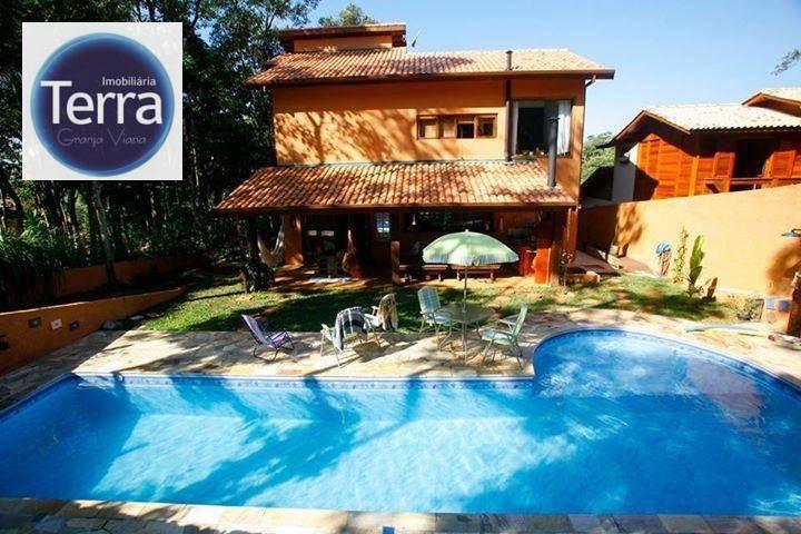Casa residencial à venda e locação, Vila Verde, Itapevi.