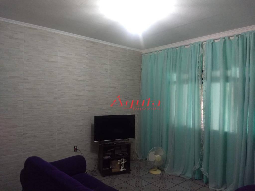 Casa com 2 dormitórios à venda, 99 m² por R$ 299.000,00 - Parque Capuava - Santo André/SP